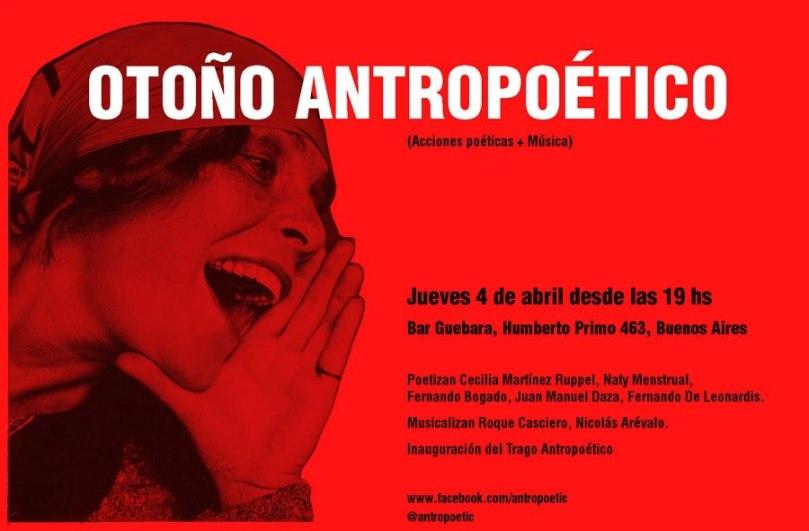 Todos los jueves, poesía en San Telmo