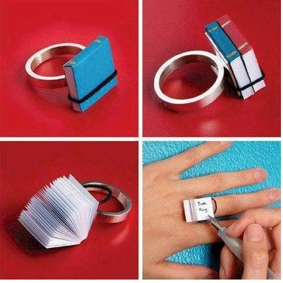 El verdadero anillo de compromiso