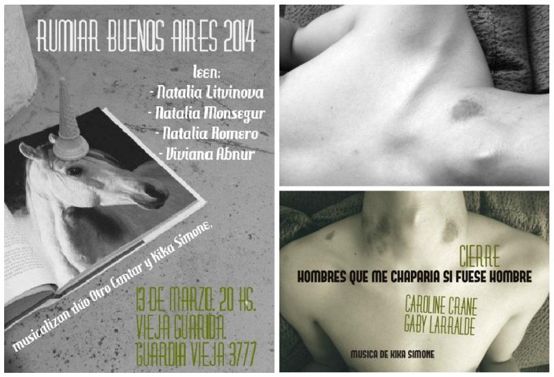 Hoy! Primera fecha del Rumiar Buenos Aires 2014